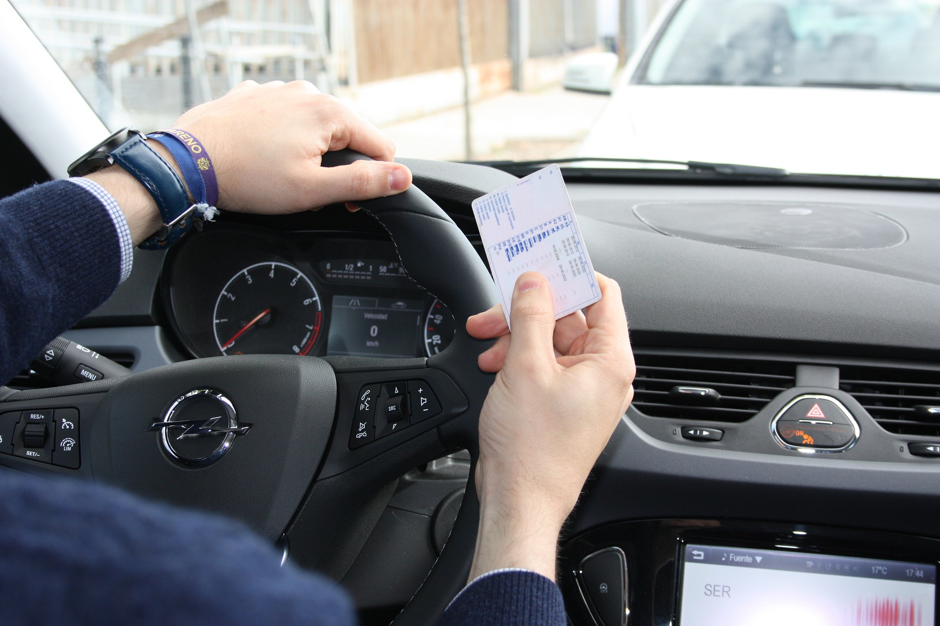 Cómo consultar los puntos del carnet de conducir DGT